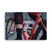 Pain Cave Canvas - Keep Pedaling