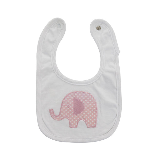 ES Kids - Elephant Bib - Hampers by Nadine