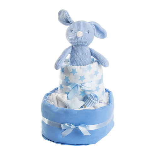 ES Kids - Nappy Cake - Hampers by Nadine
