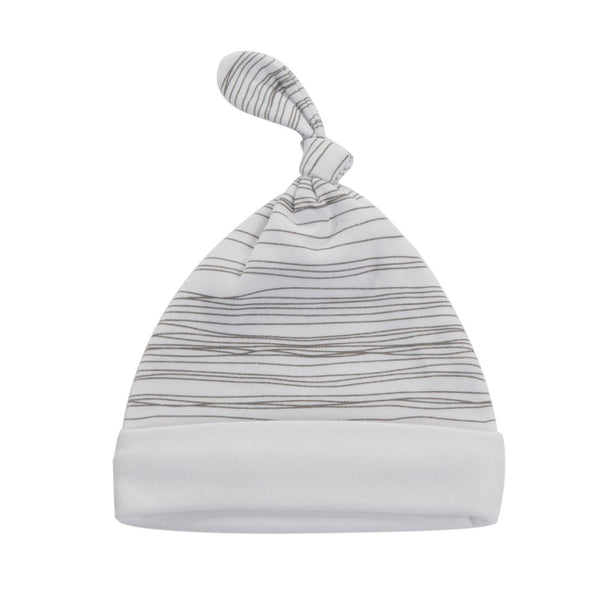 West End Home and Gifts - Scribble Hat - Grey - Hampers by Nadine