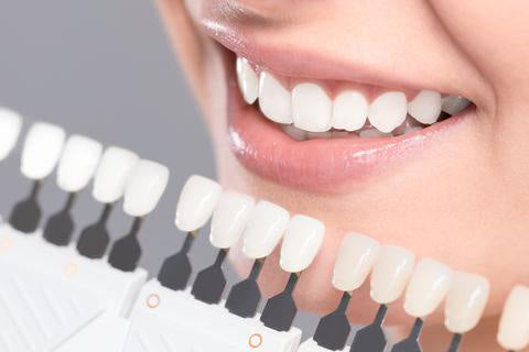 We include a teeth whitening guide so you can check your results.