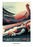 CIRCUIT OF THE AMERICAS ART CARDS