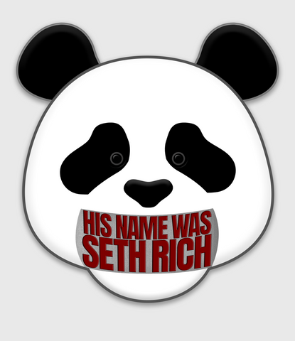 HIS NAME WAS SETH RICH!