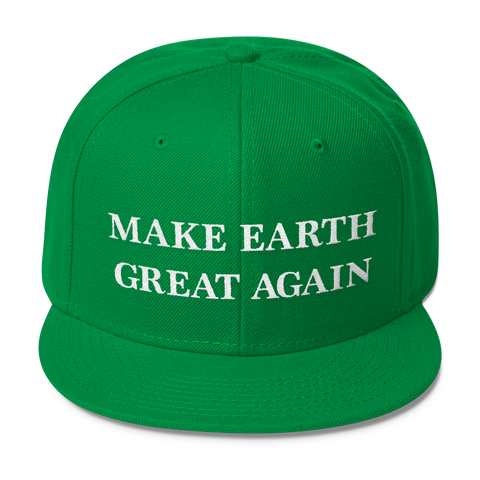 Make Earth Great Again Hat