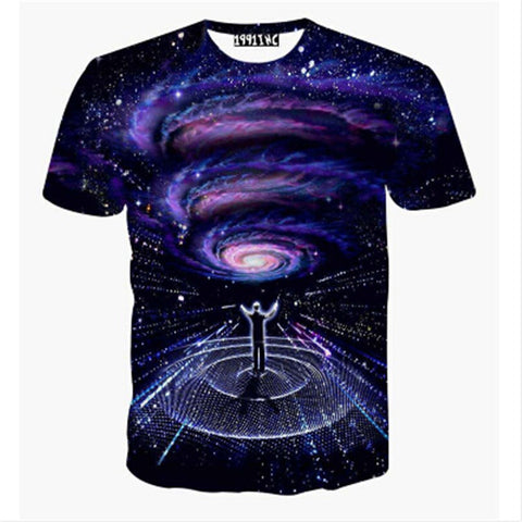 Psychedelic T-Shirt - Various Designs