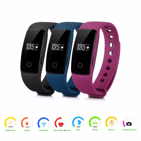 Diggro ID1 Waterproof Smart Bracelet