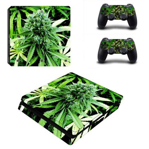 Cannabis Skin for PS4