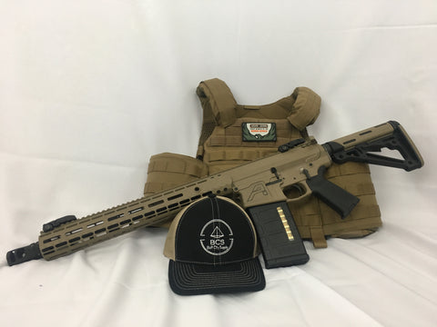 My First Rifle Build - Bluff City Supply
