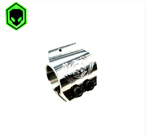 AAT Solitary Stainless Steel Gas Block