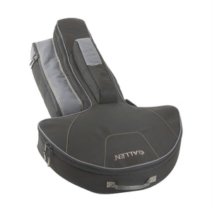 Allen 22in Hardcore Sub-Compact Crossbow Case-Black-Gray