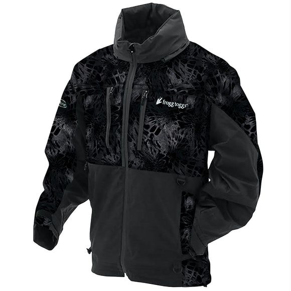 Frogg Toggs Pilot Series PRYM1 Jacket 3XL Blackout