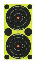 "Birchwood Casey Shoot-N-C 3"" Round 240 Targets 60 Sheet Pack"