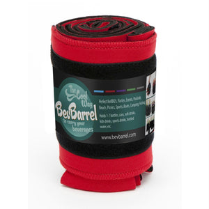 Beverage Barrels -Red