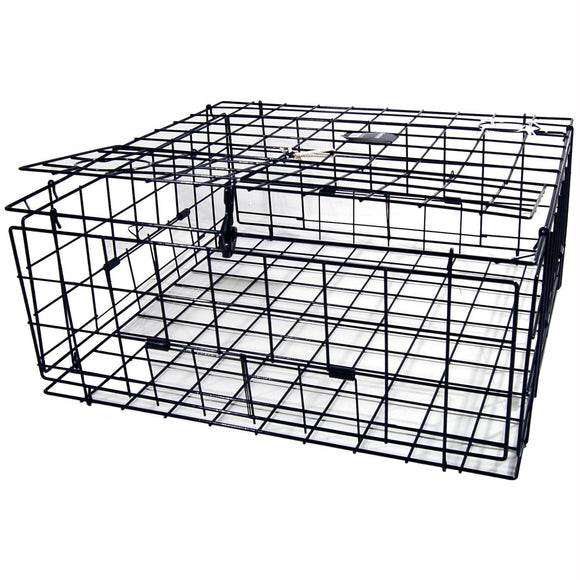 Danielson Jumbo Pacific Fold-Up FTC Crab Trap - 30in Square