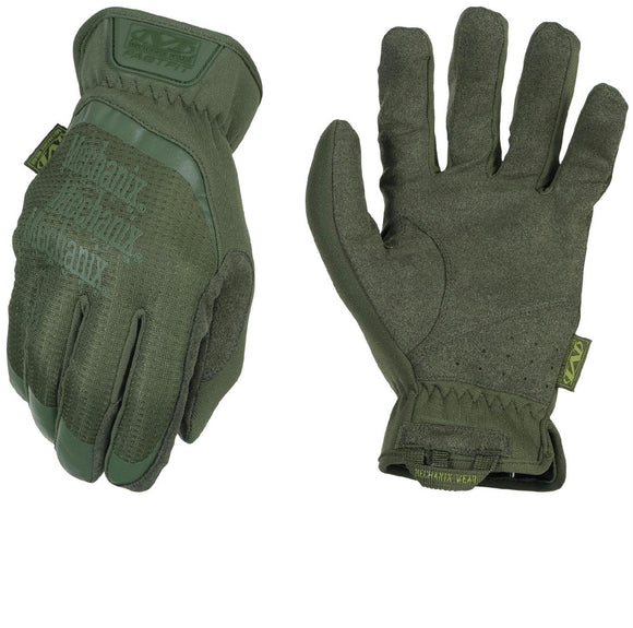 Mechanix Fastfit Tactical Glove OD Green Small