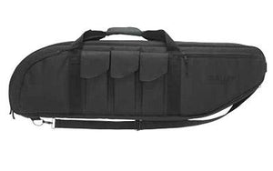 Allen Battalion Tac Rifle Case Black