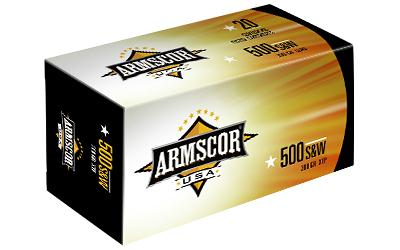 Armscor 500s&w 300 Grain Weight Xtp 20-400