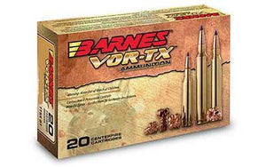 Barnes Vor-tx 300win 180 Grain Weight Ttsx Bt