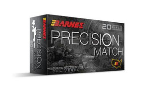 Barnes Prec Mth 300win 220 Grain Weight 20-200