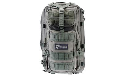 Drago Gear Tracker Backpack Gry