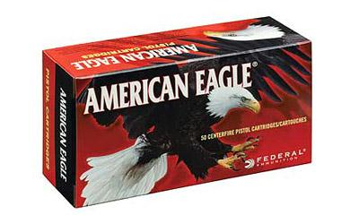 Fed Am Eagle 357mg 158 Grain Weight Jsp 50-1000