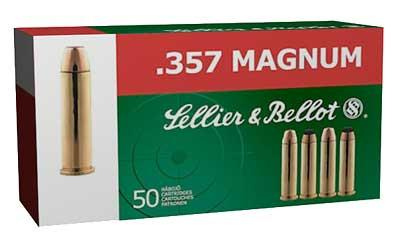 S&b 357mag 158 Grain Weight Sp 50-1000
