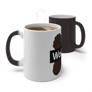 Wakanda Color Changing Mug