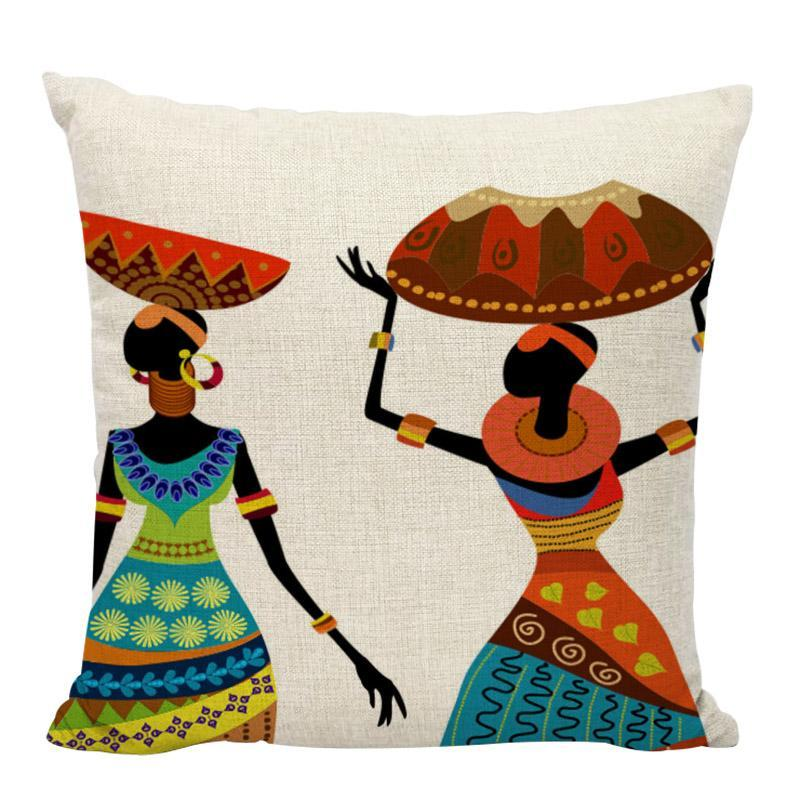 Women Decorative Pillow Cases - Timbuktu Arts