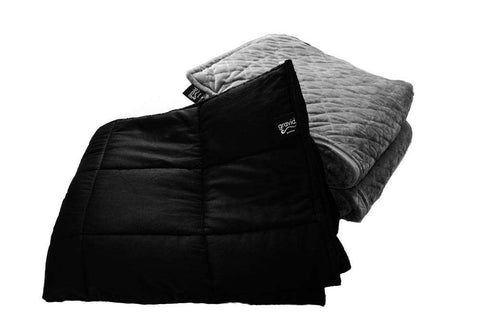 Canada Day Combo: 20lb Weighted Blanket + Plush Outer Cover