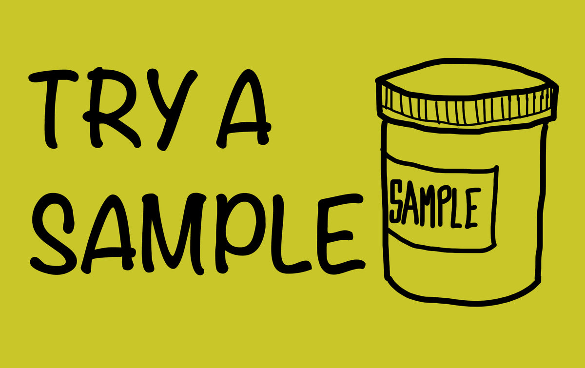 try a sample