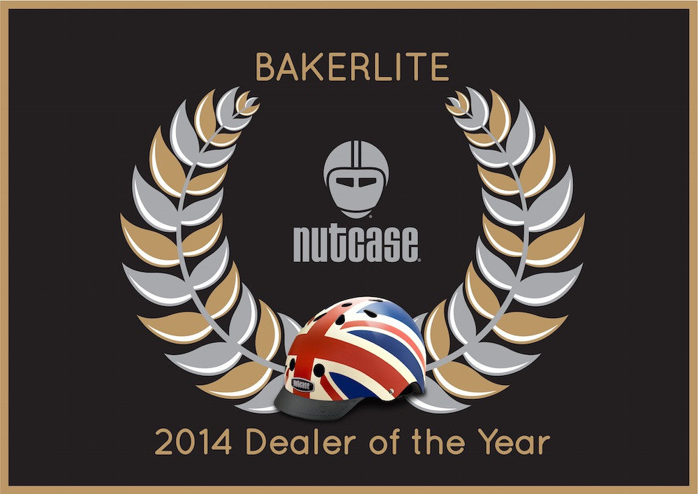 Inaugural Nutcase Dealer of the Year Awards - 2014 Australia