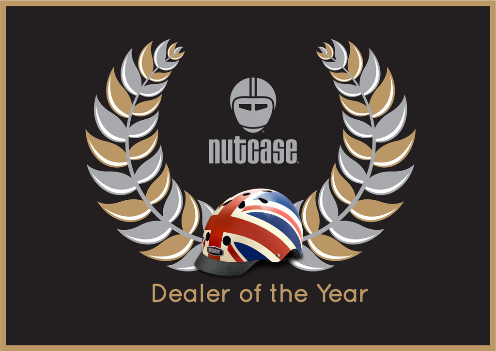 Nutcase 2015 Dealer of the Year Awards