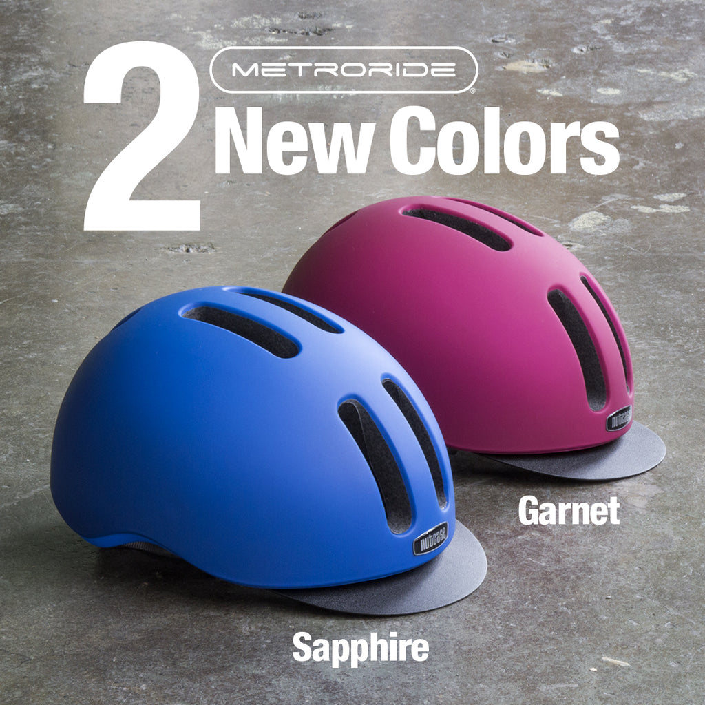 Metroride now in 2 sizes and new styles