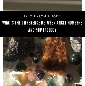 What's the difference between Numerology and Angel Numbers?