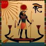 Ra Audio Deity Empowerment - the ancient Egyptian sun god.