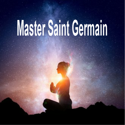 Master Saint Germain Deity Audio Empowerment