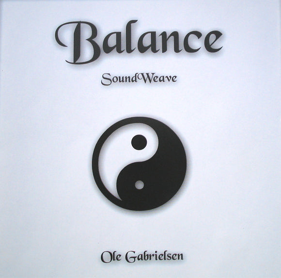 BALANCE SOUNDWEAVE CD3 - Now in mp3 format