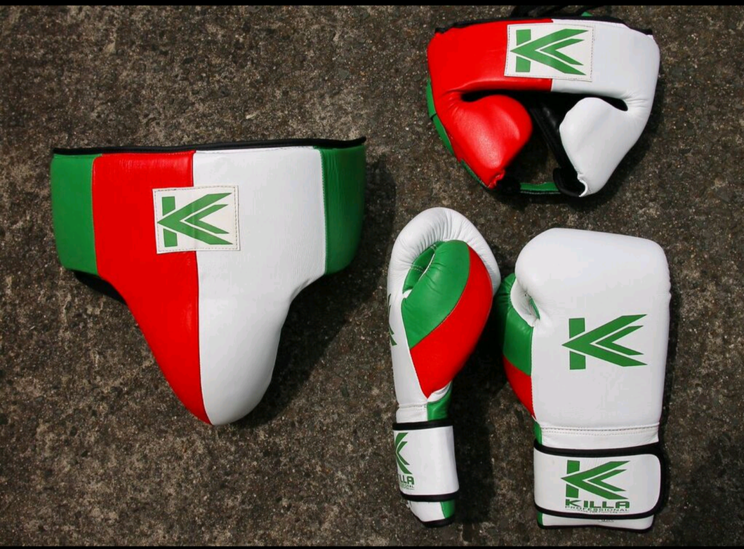 Killa Professional Elite Sparring Kit