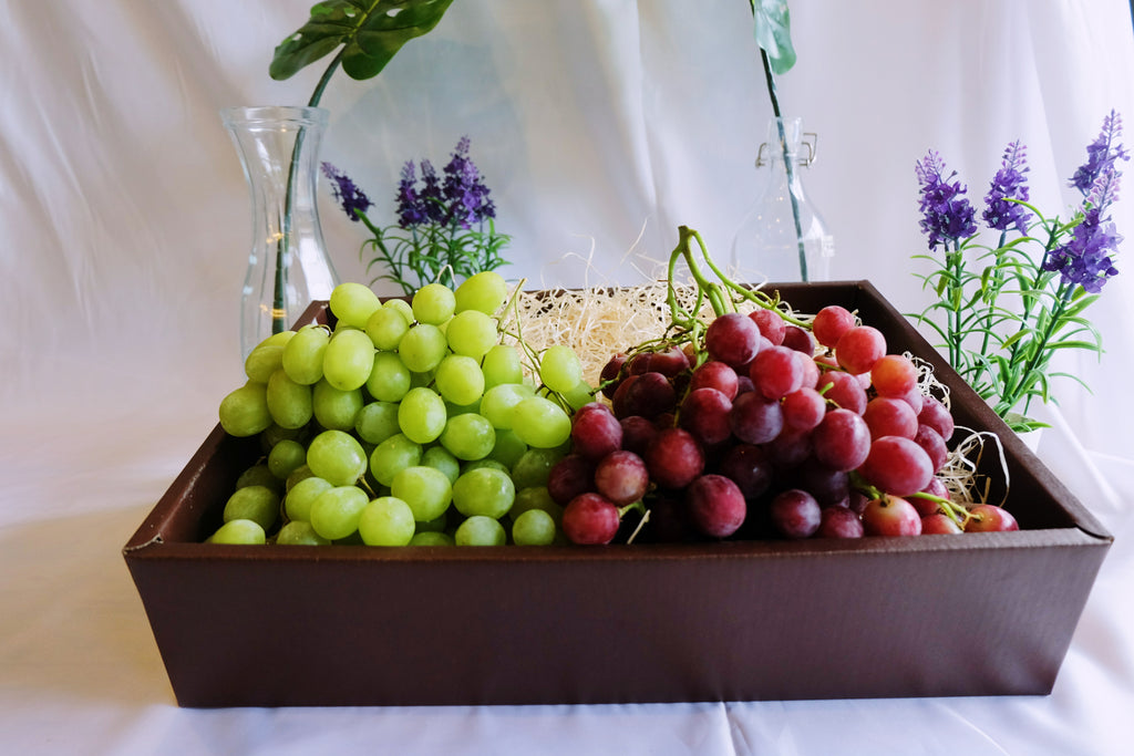 Seasonal Mixed Grape 2kg Pack