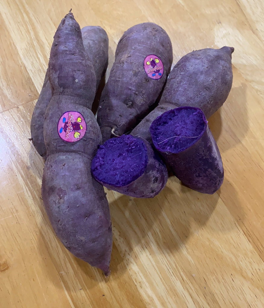 Japanese Sweet Potato (Purple) - 1kg