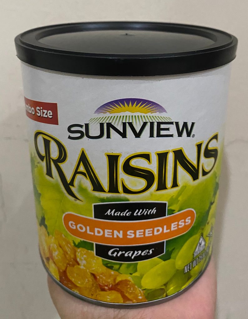 Sunview Raisin - 425g (Golden Seedless Raisin)