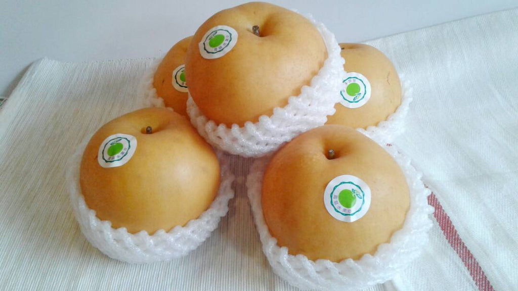 Korean L Size Singo Pear 4 PC