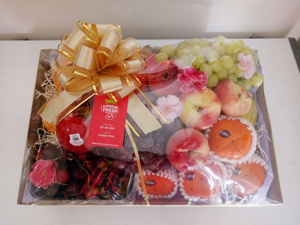 Custom Premium Fruit Gift Box