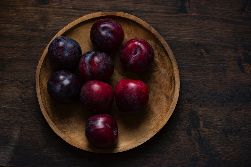 Spain Dark Plums 5PC