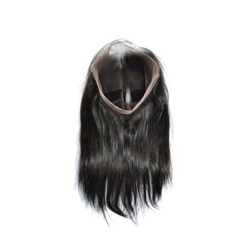 360 Frontal Straight Hair 100% Virgin Hair Extensions