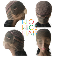 Load image into Gallery viewer, 360 Wigs Straight Hair 100% Human Hair Wigs Free Shipping