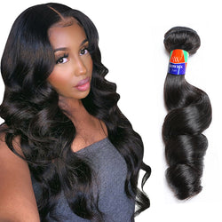 3 Bundle Deals Loose Wave 100% Virgin Hair Extensions