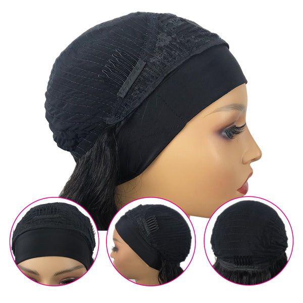 Afro Kinky Curly Headband Wig *No Lace No Glue* Beginner Friendly & Convenient