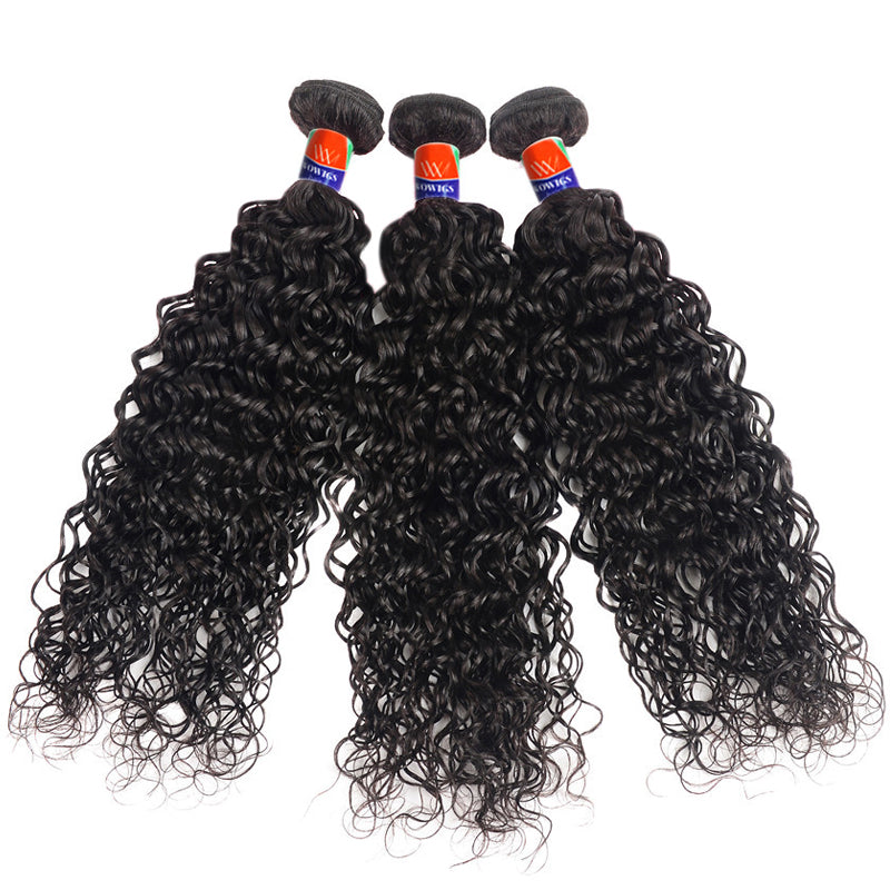 3 Bundle Deals Curly Hair 100% Virgin Hair Extensions