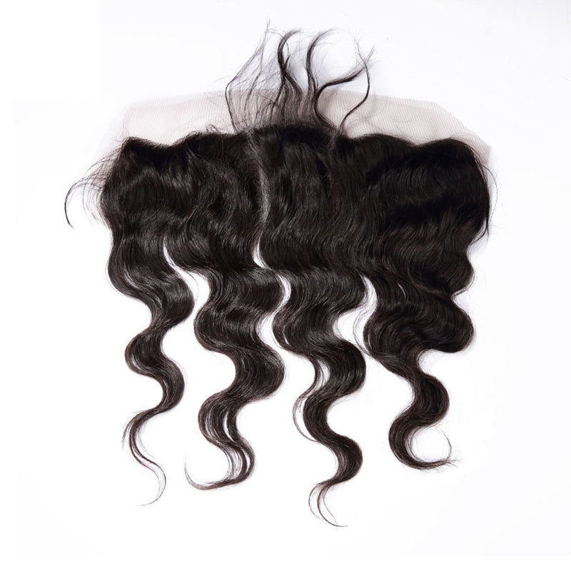 13×4 Lace Frontal Body Wave 100% Human Hair